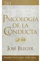 Papel PSICOLOGIA DE LA CONDUCTA