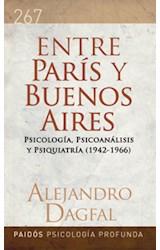 Papel ENTRE PARIS Y BUENOS AIRES