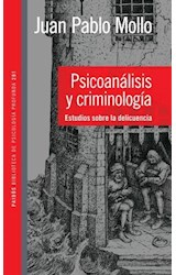 Papel PSICOANALISIS Y CRIMINOLOGIA