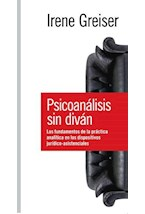 Papel PSICOANALISIS SIN DIVAN (FUNDAMENTOS DE LA PRACTICA ANALITIC