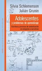 Libro Adolescentes Y Problemas De Aprendizaje