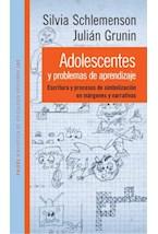 Papel ADOLESCENTES Y PROBLEMAS DE APRENDIZAJE