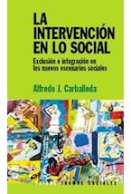 Papel INTERVENCION EN LO SOCIAL, LA (EXCLUSION E INTEGRACION EN LO