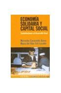 Papel ECONOMIA SOLIDARIA Y CAPITAL SOCIAL CONTRIBUCIONES AL DESARROLLO LOCAL (TRAMAS SOCIALES 75222)