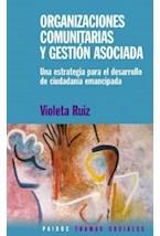 Papel ORGANIZACIONES COMUNITARIAS Y GESTION ASOCIADA