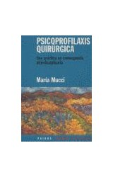 Papel PSICOPROFILAXIS QUIRURGICA