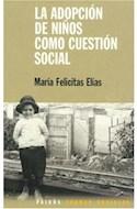 Papel ADOPCION DE NIÑOS COMO CUESTION SOCIAL (TRAMAS SOCIALES 75229)