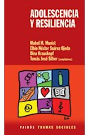 Papel ADOLESCENCIA Y RESILIENCIA (TRAMAS SOCIALES 75241)