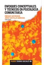 Papel ENFOQUES CONCEPTUALES Y TECNICOS EN PSICOLOGIA COMUNITARIA