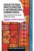 Papel SUBJETIVIDAD, PARTICIPACION E INTERVENCION COMUNITARIA