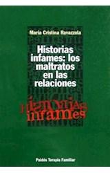Papel HISTORIAS INFAMES: LOS MALTRATOS EN LAS RELACIONES