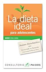 Papel LA DIETA IDEAL PARA ADOLESCENTES