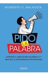 Papel PIDO LA PALABRA