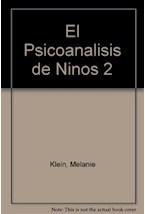 Papel EL TOMO 2.PSICOANALISIS DE NIÑOS