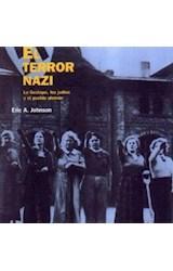 Papel TERROR NAZI, EL (LA GESTAPO, LOS JUDIOS Y EL PUEBLO ALEMAN)