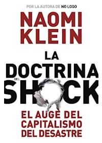 Papel La Doctrina Del Shock
