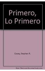 Papel PRIMERO LO PRIMERO (POCKET) ARGENTINA