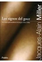 Papel SIGNOS DEL GOCE, LOS-CURSOS PSICOA.DE J.A.MILLER