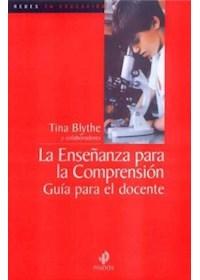 Papel Enseñanza Para La Comprension, Guia Para...