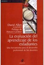 Papel EVALUACION DEL APRENDIZAJE DE LOS ESTUDIANTES