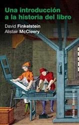 Libro Una Introduccion A La Historia Del Libro