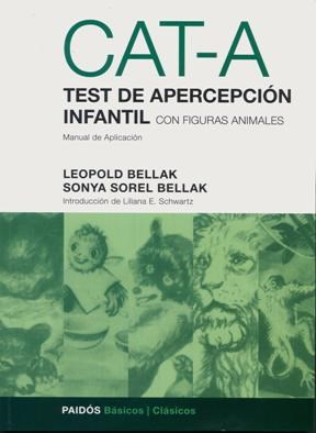 Papel Test De Apercepcion Infantil Con Figura Animal (Cat-A)