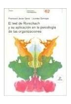 Test TEST DE RORSCHACH Y SU APLICACION EN LA PSIC DE LAS ORGAN
