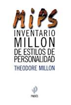 Test MIPS (INVENT.MILLON) C/ 5 TOMAS ONLINE