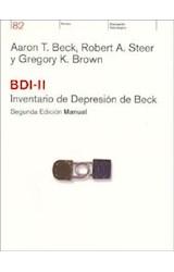 Test BDI-II INVENTARIO DE DEPRESION DE BECK