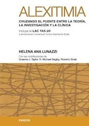 Libro Alexitimia