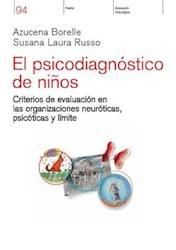 Libro El Psicodiagnostico De Niños