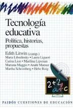 Papel TECNOLOGIA EDUCATIVA-POLITICA, HISTORIAS, PROPUESTAS