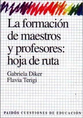 Papel Formacion De Maestros Y Profesores: Hoja De Ruta