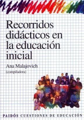 Papel Recorridos Didacticos En La Educacion Inicial