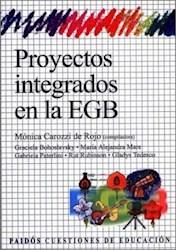 Libro Proyectos Integrados En La Egb