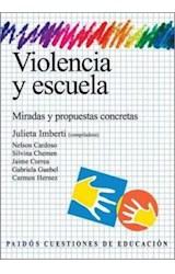 Papel VIOLENCIA Y ESCUELA