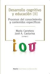 Papel Desarrollo Cognitivo Y Educación Ii