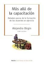 Papel MAS ALLA DE LA CAPACITACION (DEBATES ACERCA DE LA FORMACION