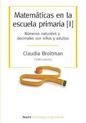 Libro 1. Matematicas En La Escuela Primaria