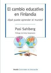 Libro El Cambio Educativo En Finlandia
