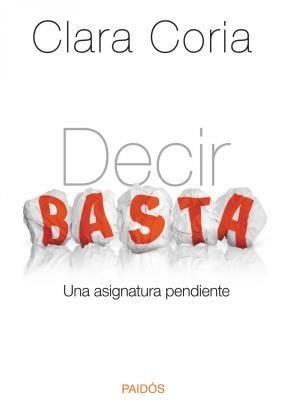E-book Decir Basta
