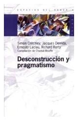 Papel DESCONSTRUCCION Y PRAGMATISMO