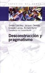 Papel Descontruccion Y Pragmatismo