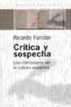 Papel Critica Y Sospecha