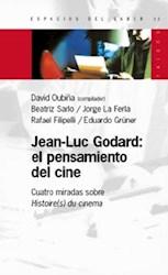Papel Jean-Luc Godard El Pensamiento Del Cine