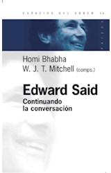 Papel EDWARD SAID CONTINUANDO LA CONVERSACION