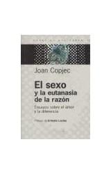Papel EL SEXO Y LA EUTANASIA DE LA RAZON