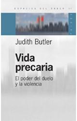 Papel VIDA PRECARIA (PODER DEL DUELO Y LA VIOLENCIA)