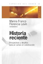 Papel HISTORIA RECIENTE
