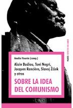 Papel SOBRE LA IDEA DEL COMUNISMO